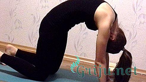 Как расслабить мышцы шеи при остеохондрозе видео